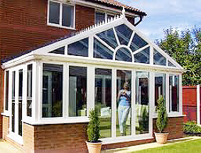 What are my choices for a new conservatory design?