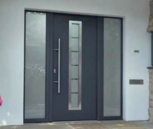 What about the cost of a new front door?